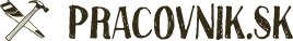 PRACOVNIK.sk Logo